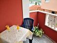 Terrace 2 - Apartment A-5269-a - Apartments Rogoznica (Rogoznica) - 5269