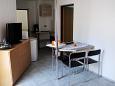 Jadalnia - Apartament A-5285-c - Apartamenty Jadranovo (Crikvenica) - 5285