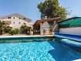 Podwórko Sveti Anton (Krk) - Zakwaterowanie 5291 - Apartamenty w Chorwacji.