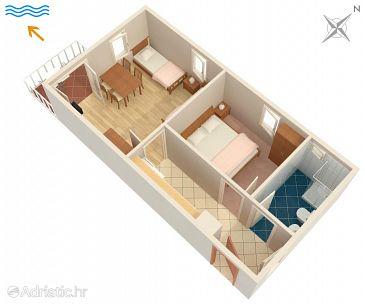 Apartment A-5297-a - Apartments Njivice (Krk) - 5297