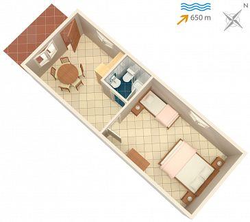 Apartament A-5299-a - Kwatery Vrbnik (Krk) - 5299