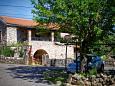 Županje, Krk, Property 5307 - Apartments with sandy beach.