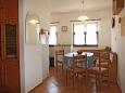 Dining room - Apartment A-5320-a - Apartments Njivice (Krk) - 5320