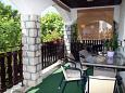 Terrace - Apartment A-5320-a - Apartments Njivice (Krk) - 5320