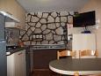 Kitchen - Apartment A-5320-b - Apartments Njivice (Krk) - 5320