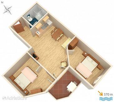 Apartment A-5342-b - Apartments Baška (Krk) - 5342