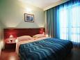 Baška, Bedroom 2 u smještaju tipa apartment, dopusteni kucni ljubimci.