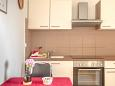Kitchen - Apartment A-5362-c - Apartments and Rooms Njivice (Krk) - 5362