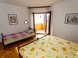 Bedroom 2 - Apartment A-5368-a - Apartments Kornić (Krk) - 5368