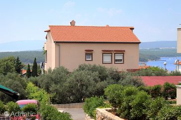 Property Punat (Krk) - Accommodation 5378 - Apartments in Croatia.
