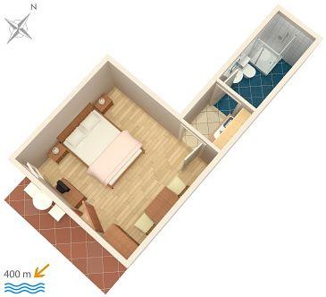 Studio AS-5381-a - Apartamenty Krk (Krk) - 5381