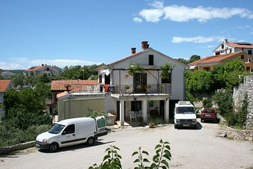 Property Krk (Krk) - Accommodation 5381 - Apartments with pebble beach.