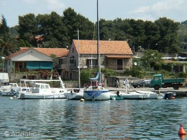 Property Stari Grad (Hvar) - Accommodation 539 - Rooms near sea with pebble beach.
