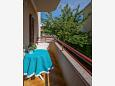 Balcony - Apartment A-5396-b - Apartments Krk (Krk) - 5396