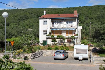 Property Punat (Krk) - Accommodation 5410 - Apartments in Croatia.