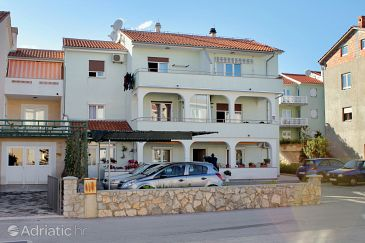 Property Krk (Krk) - Accommodation 5415 - Apartments with pebble beach.