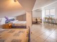 Bedroom - Studio flat AS-5424-a - Apartments Krk (Krk) - 5424