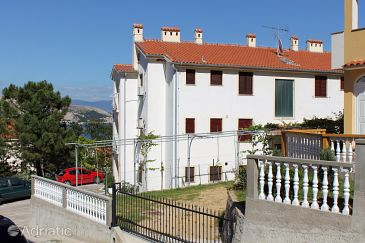 Property Baška (Krk) - Accommodation 5432 - Apartments with pebble beach.