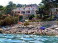 Property Prigradica (Korčula) - Accommodation 544 - Apartments near sea with pebble beach.