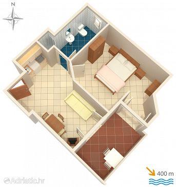 Apartment A-5444-c - Apartments Baška (Krk) - 5444