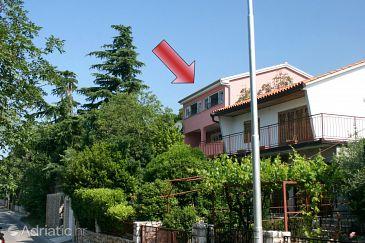Selce, Crikvenica, Property 5470 - Apartments u Hrvatskoj.