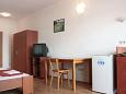 Dining room - Studio flat AS-5474-b - Apartments Selce (Crikvenica) - 5474