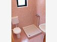 Bathroom - Studio flat AS-5474-b - Apartments Selce (Crikvenica) - 5474