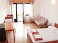 Bedroom - Studio flat AS-5474-b - Apartments Selce (Crikvenica) - 5474