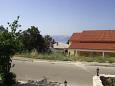 Terrace - view - Apartment A-5479-b - Apartments Novi Vinodolski (Novi Vinodolski) - 5479