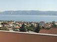 Terrace 1 - view - Apartment A-5479-d - Apartments Novi Vinodolski (Novi Vinodolski) - 5479