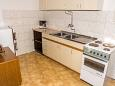 Kitchen - Studio flat AS-5483-a - Apartments Novi Vinodolski (Novi Vinodolski) - 5483