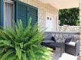Terrace 1 - Apartment A-5488-b - Apartments Novi Vinodolski (Novi Vinodolski) - 5488