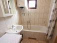 Crikvenica, Bathroom u smještaju tipa apartment, WIFI.