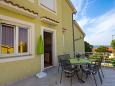 Terrace - Apartment A-5499-b - Apartments Crikvenica (Crikvenica) - 5499