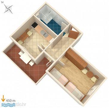 Apartment A-5502-b - Apartments Hvar (Hvar) - 5502