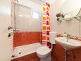 Bathroom - Studio flat AS-5503-a - Apartments Baška Voda (Makarska) - 5503