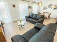 Living room - Apartment A-5508-a - Apartments Šmrika (Kraljevica) - 5508