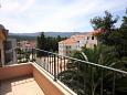 Balcony - Apartment A-552-d - Apartments Vrboska (Hvar) - 552