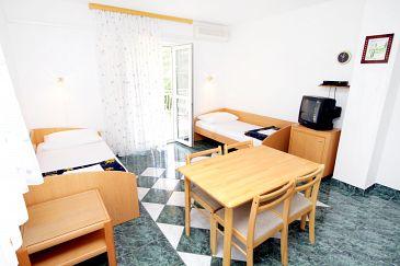 Apartament A-5521-b - Apartamenty Jadranovo (Crikvenica) - 5521