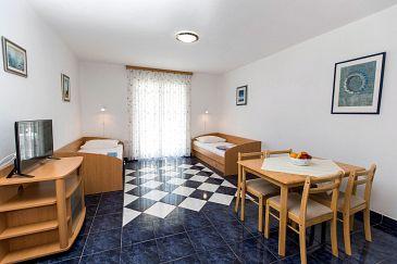 Studio flat AS-5521-a - Apartments Jadranovo (Crikvenica) - 5521