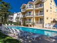 Courtyard Jadranovo (Crikvenica) - Accommodation 5521 - Apartments in Croatia.