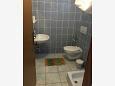 Bathroom - Studio flat AS-5526-b - Apartments Novi Vinodolski (Novi Vinodolski) - 5526
