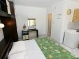 Bedroom - Studio flat AS-5532-b - Apartments Crikvenica (Crikvenica) - 5532