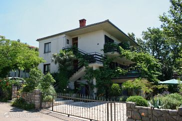 Property Jadranovo (Crikvenica) - Accommodation 5533 - Apartments in Croatia.