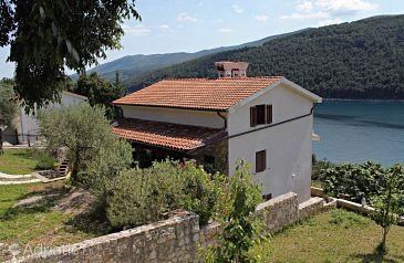 Property Duga Luka (Prtlog) (Labin) - Accommodation 5535 - Apartments near sea.