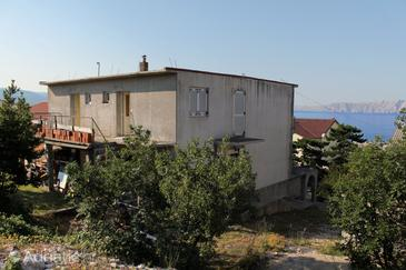 Property Novi Vinodolski (Novi Vinodolski) - Accommodation 5537 - Apartments with pebble beach.