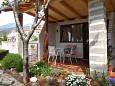Terrace - Apartment A-5548-b - Apartments Klenovica (Novi Vinodolski) - 5548