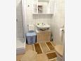 Bathroom - Apartment A-5548-f - Apartments Klenovica (Novi Vinodolski) - 5548