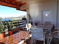 Terrace - Apartment A-5548-f - Apartments Klenovica (Novi Vinodolski) - 5548