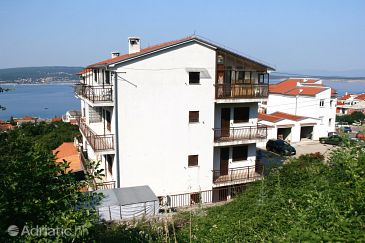 Crikvenica, Crikvenica, Property 5549 - Apartments with pebble beach.